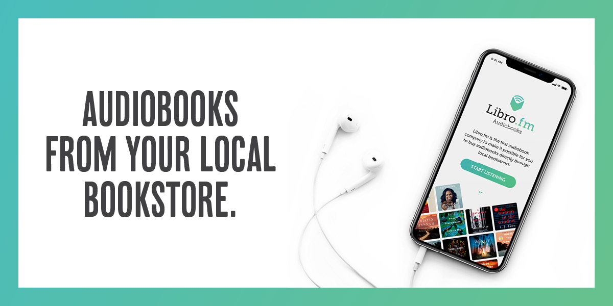 Audiobook Memberships now Available - Libro.fm